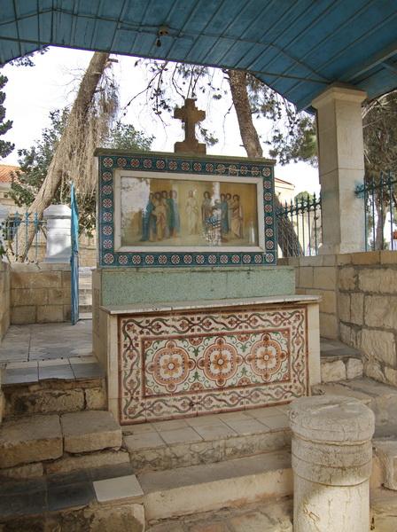 Монастырь Малая Галилея на горе Елеон, Иерусалим - Масличная гора