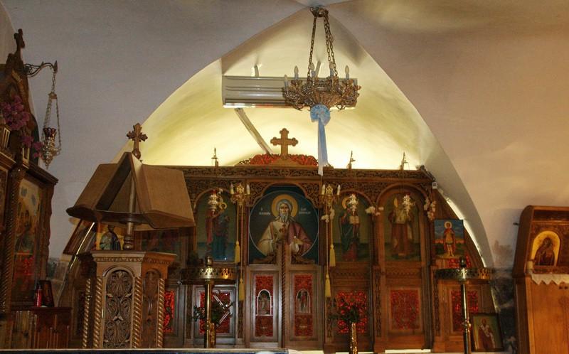 Монастырь святых апостолов, Тверия