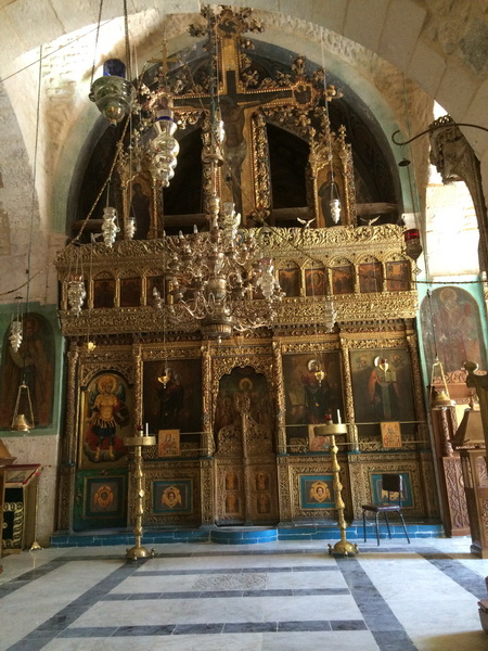 Монастырь свт. Николая, Иерусалим - Старый город