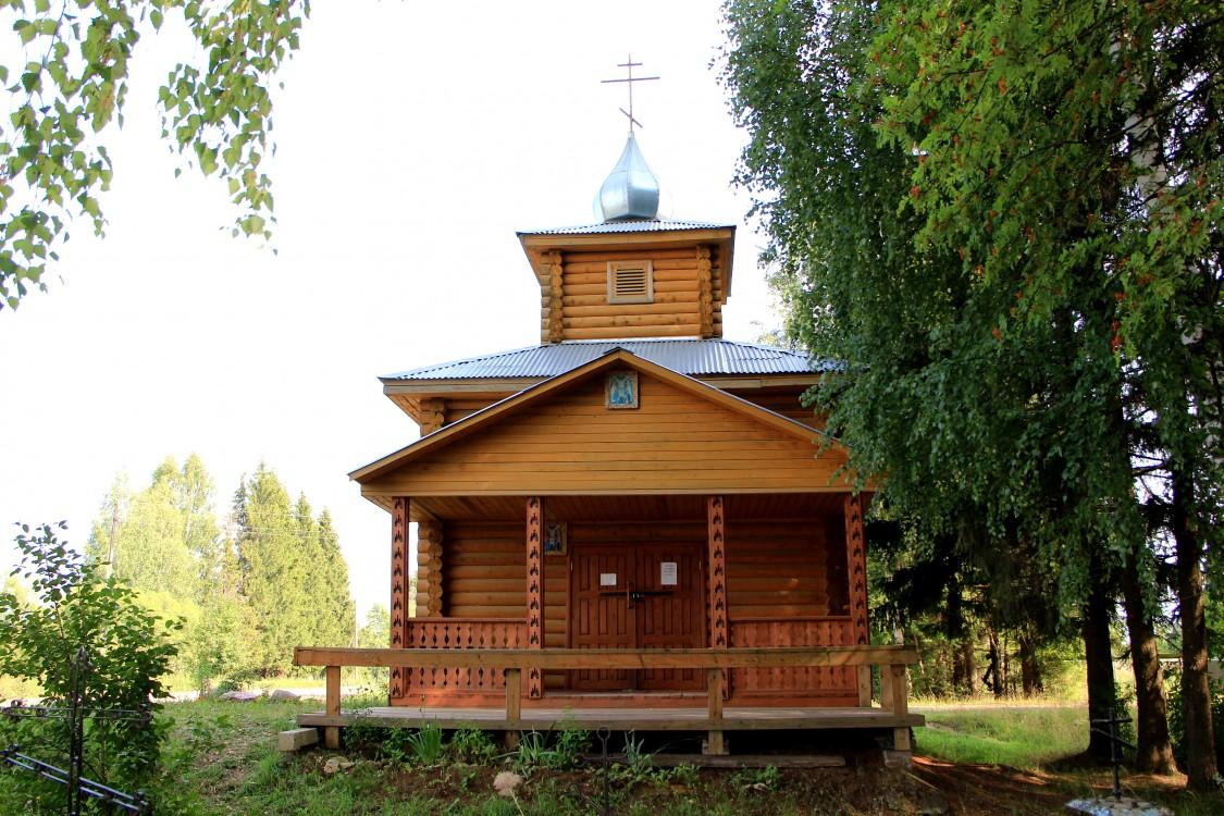 Часовня Собора Вятских святых, Кикнур