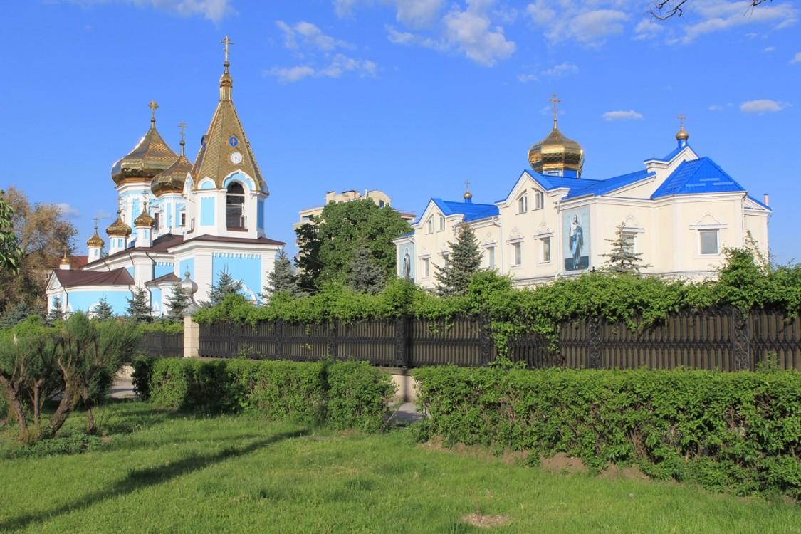 Феодоро-Тироновский монастырь, Кишинёв