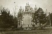 Церковь Николая Чудотворца - Посадниково - Новоржевский район - Псковская область