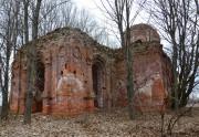 Церковь Богоявления Господня - Погорелое, урочище - Белёвский район - Тульская область