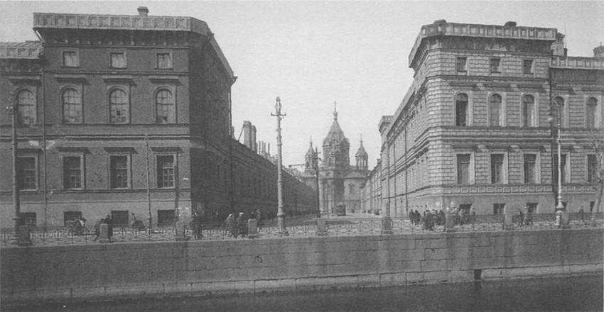 Благовещения Пресвятой Богородицы при Лейб-гвардии Конном полку, Санкт-Петербург