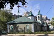 Тирасполь. Покрова Пресвятой Богородицы, церковь