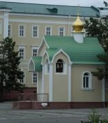 Часовня Георгия Победоносца при кадетском корпусе - Омск - Омск, город - Омская область