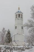 Колокольня церкви Спаса Преображения - Упирвичи - Торжокский район и г. Торжок - Тверская область