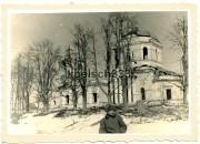 Церковь Воскресения Христова - Мшага-Воскресенская - Шимский район - Новгородская область