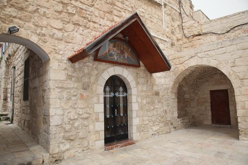 Монастырь Архангелов, Иерусалим - Старый город