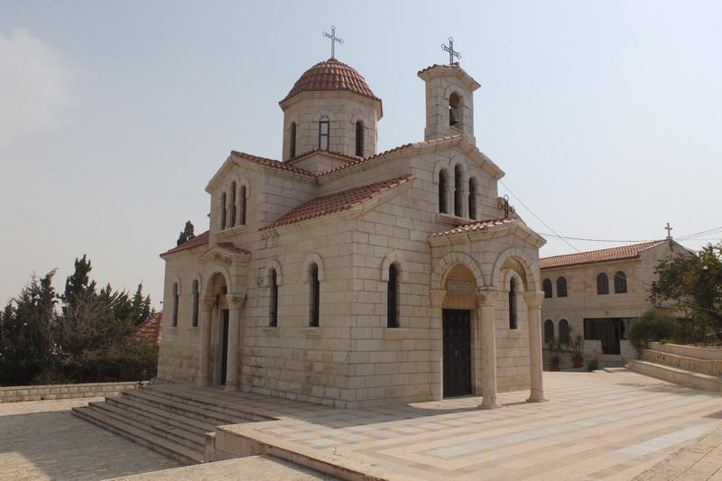 Монастырь Входа Господня в Иерусалим, Виффагия
