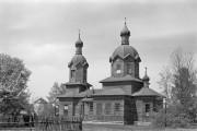 Церковь Успения Пресвятой Богородицы - Святск - Новозыбковский район и г. Новозыбков - Брянская область