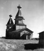 Церковь Иоакима и Анны - Моржегоры - Виноградовский район - Архангельская область
