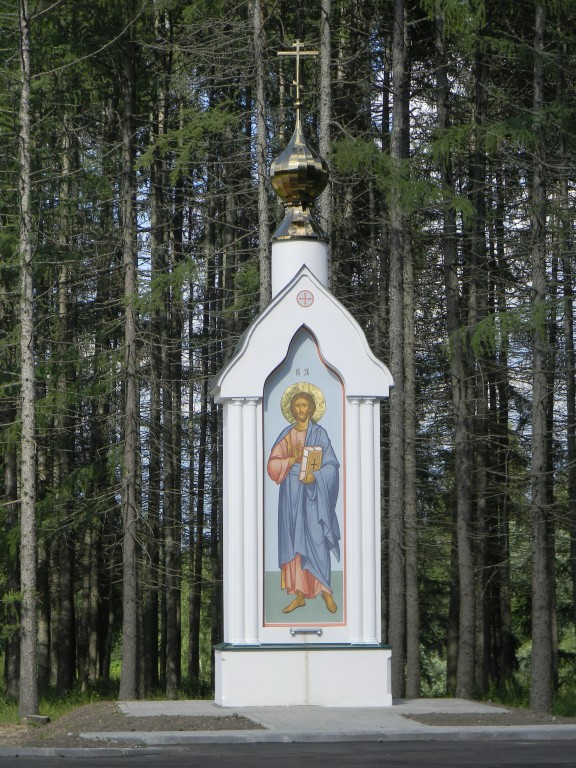Ивановская область, Кинешемский район, Кинешма. Неизвестная часовня, фотография. фасады