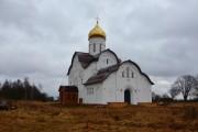 Церковь Тихвинской иконы Божией Матери - Чумазово - Барятинский район - Калужская область
