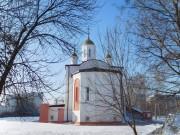 Церковь Пантелеимона Целителя при Городской клинической больнице №5 - Тольятти - Тольятти, город - Самарская область