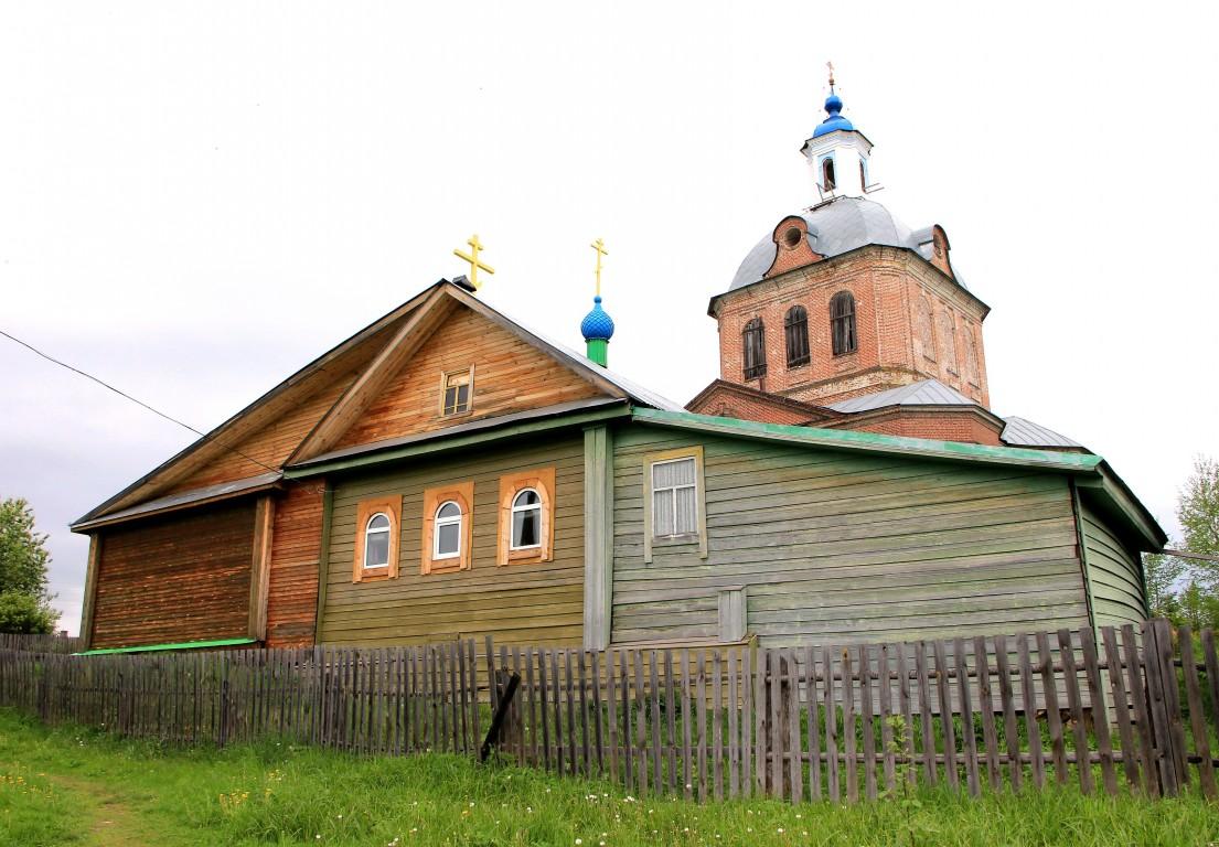 Церковь Царственных страстотерпцев, Кобра