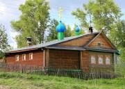 Церковь Царственных страстотерпцев - Кобра - Даровской район - Кировская область
