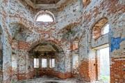 Холм-Огарёв. Троицы Живоначальной, церковь