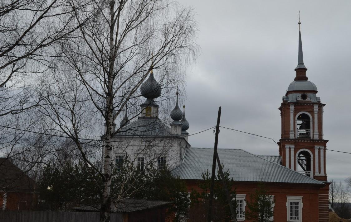 Церковь Николая Чудотворца, Мантурово