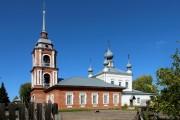 Церковь Николая Чудотворца - Мантурово - Мантуровский район - Костромская область