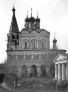 Церковь Николая Чудотворца в Столпах - Басманный - Центральный административный округ (ЦАО) - г. Москва