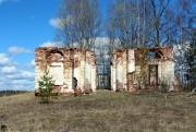 Церковь Николая Чудотворца - Новинка - Бабаевский район - Вологодская область