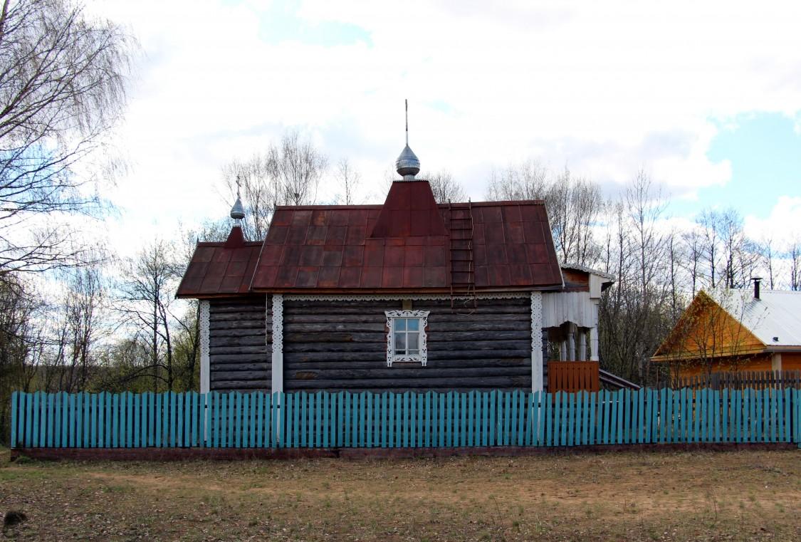 Часовня Сергия Радонежского, Громошиха
