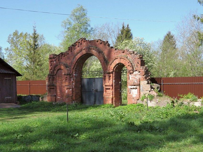 Воронцовский Благовещенский монастырь, Воронцово