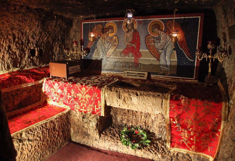 Монастырь Темницы Христовой в Претории, Иерусалим - Старый город