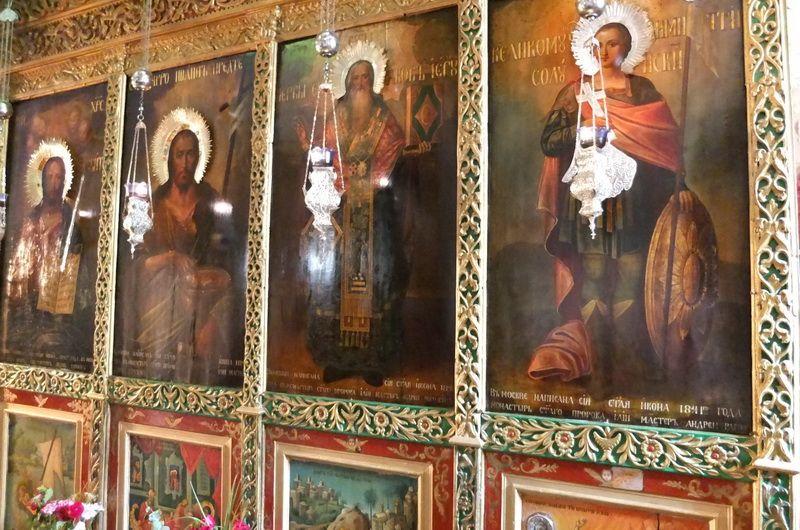 Монастырь Сретения Господня, Иерусалим - Старый город
