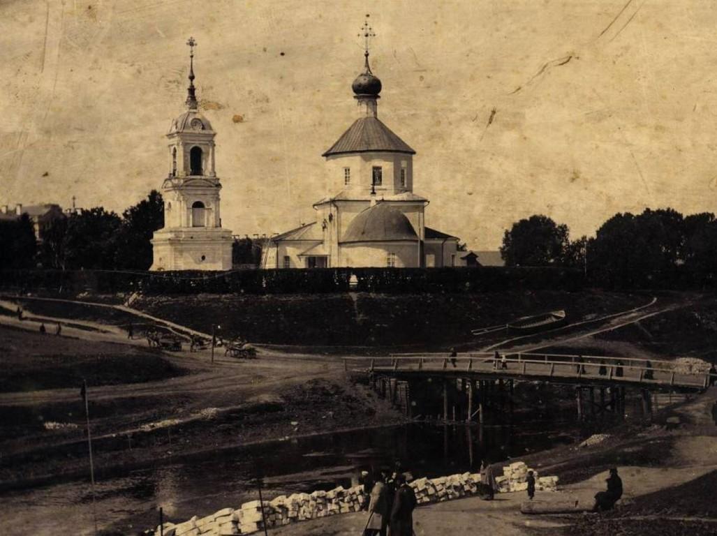 Церковь Николая Чудотворца на Зверинце, Тверь