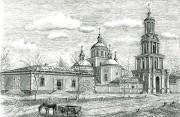 Троицкий Белгородский мужской монастырь. Собор Троицы Живоначальной - Белгород - Белгород, город - Белгородская область