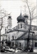 Никитский женский монастырь - Москва - Центральный административный округ (ЦАО) - г. Москва
