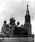 Церковь Екатерины в Екатерингофе - Санкт-Петербург - Санкт-Петербург - г. Санкт-Петербург