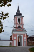 Крестовоздвиженский монастырь. Колокольня - Белёв - Белёвский район - Тульская область
