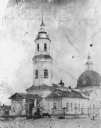 Церковь Спаса Преображения - Спасское - Котельничский район - Кировская область