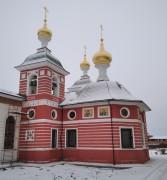 Нижегородский район. Николая Чудотворца при Манеже, домовая церковь