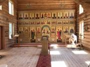 Крещёные Казыли. Троицы Живоначальной (новая), церковь