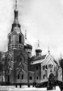 Церковь Покрова Пресвятой Богородицы на Громовском старообрядческом кладбище - Московский район - Санкт-Петербург - г. Санкт-Петербург
