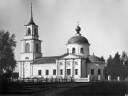 Церковь Сретения Господня в Зашугомье - Сретенье, урочище - Солигаличский район - Костромская область