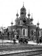 Церковь Спаса Преображения за Московской заставой - Московский район - Санкт-Петербург - г. Санкт-Петербург