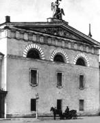 Церковь Спаса Всемилостивого при городской тюрьме (Литовском замке) - Адмиралтейский район - Санкт-Петербург - г. Санкт-Петербург