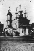 Церковь Николая Чудотворца Стрелецкого - Хамовники - Центральный административный округ (ЦАО) - г. Москва