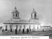 Церковь Вознесения Господня - Вотское - Лебяжский район - Кировская область