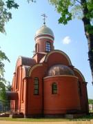 Церковь Пантелеимона Целителя - Полоцк - Полоцкий район и г. Полоцк - Беларусь, Витебская область