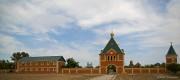 Архангельский мужской монастырь - Барбаши - Светлоярский район - Волгоградская область