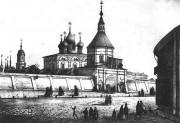 Златоустовский мужской монастырь - Москва - Центральный административный округ (ЦАО) - г. Москва