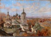 Златоустовский мужской монастырь - Басманный - Центральный административный округ (ЦАО) - г. Москва