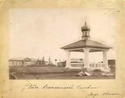 Олёкминск. Александра Невского, часовня