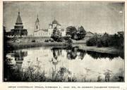 Храмовый комплекс Шевденицкого прихода - Тарногский Городок - Тарногский район - Вологодская область